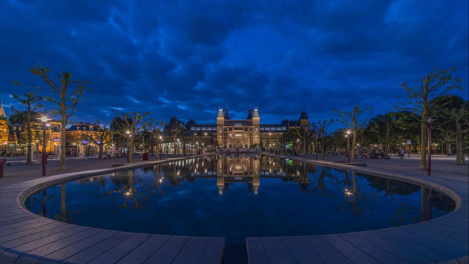 Hotel Wilhelmina Amsterdam Vondelpark Schiphol
